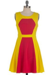 Berry Lemonade Dress  Mod Retro Vintage Dresses