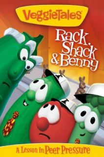 VeggieTales:  Rack, Shack and Benny: Phil Vischer, Mike Nawrocki, Lisa Vischer, Kristin Blegen:  Instant Video