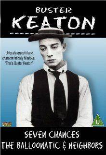 Buster Keaton   Seven Chances [DVD] Movies & TV