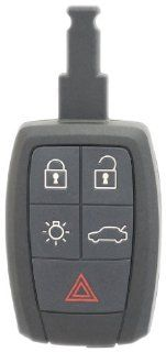 Volvo Key Remote (D2) Combo   fits several models (Factory Original   NEW): Automotive