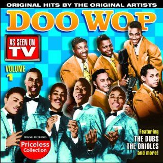Doo Wop As Seen On TV   Volume 1: Music