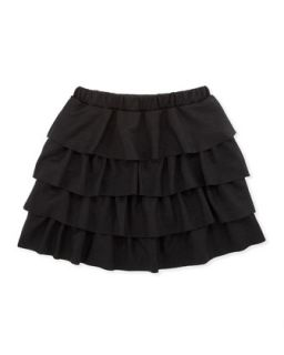 Tiered Ruffled Skirt, 5 7