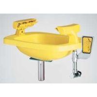 Speakman SE 401 Yellow Plastic Safe T Zone® Select Series Rectangular Bowl Eye/F