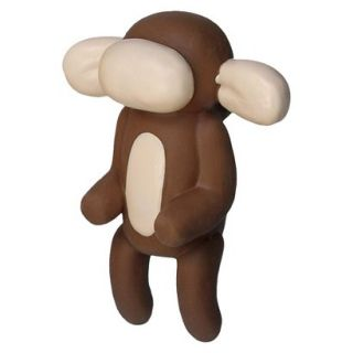 Charming Pet Farm & Jungle Balloon Collection   Monkey Large (Brown)