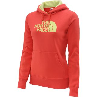 THE NORTH FACE Womens Half Dome Hoodie   Size: L, Rambutan Pink