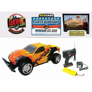 My Web RC Wiki Rally Off Road Monster Truck Radio Controlled Vehicle