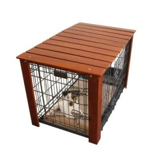 ABO Gear 30 in. x 19 in. x 21 in. Medium Wood Crate Cover for 600 Series Medium Crate (Crate Not Included) 20725
