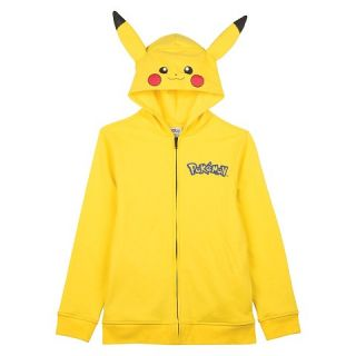 Boys Pokemon Pikachu Hoodie