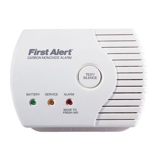 First Alert Carbon Monoxide Alarm, Battery Powered   Tools   Home