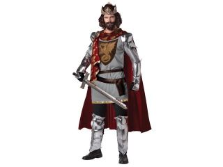 King Arthur Medieval Knight Costume Adult Large 42 44