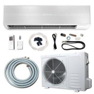 Amvent Elite 18,000 BTU (1.5 Ton) Ductless Mini Split Air Conditioner   220 Volt/60Hz A55GW2C ELT