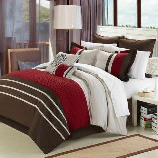 Chic Home Koran 12 Piece Comforter Set
