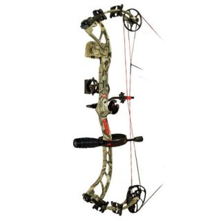 PSE Bow Madness 32 RTS Bow Package RH 70 lbs. Skullworks 858860