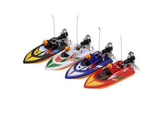 portable Mini Micro 953 Radio Remote Control RC RTR Electric Flying Speed Boat Racing Toy christmas gift