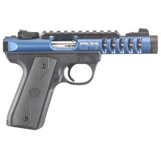Ruger 22/45 Lite Blue Handgun