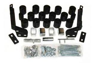 1997 2001 Dodge Ram Lift Kits   Performance Accessories PA673   Performance Accessories Body Lift Kit