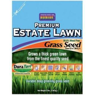 Bonide 60247 20 Lb Premium Estate Lawn Grass Seed