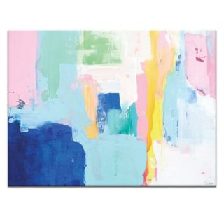 Love Me Forever by Kirsten Jackson Painting Print on Canvas by Artist