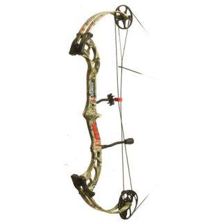 PSE Surge Compound Bow 29 70 lbs. RH Mossy Oak Infinity