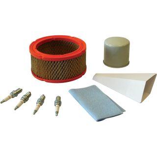 Generac Generator Engine Maintenance Kit — For Generators with 2.4L engines, Model# 5656  Generator Maintenance Kits