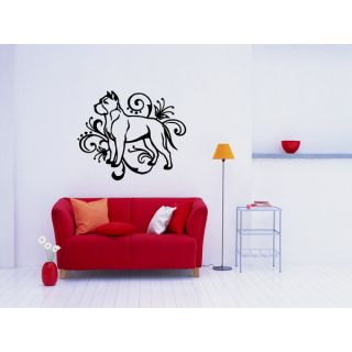 American Staffordshire Terrier Dog Wall Art Sticker Decal   18341887