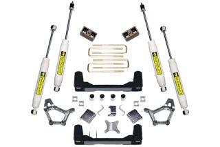 1994, 1995 Toyota Pickup Lift Kits   Superlift K307   Superlift Lift Kits
