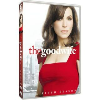 GOOD WIFE 5TH SEASON (DVD/6 DISCS)
