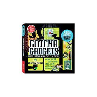 Build Your Own Gotcha Gadgets (Mixed media)