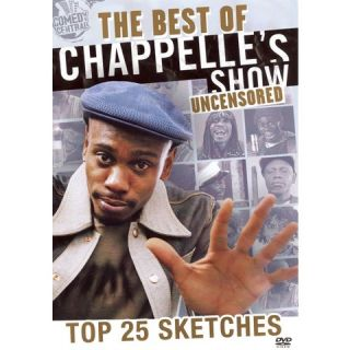 The Best of Chappelles Show Uncensored Top 25 Sketches (R)