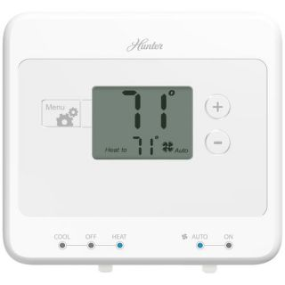 Hunter Digital Non Programmable Thermostat