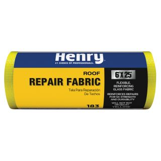 Henry Company 0.5 ft W x 25 ft L 12.5 sq ft Yellow Roll Roofing