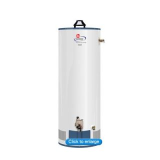 Fury AdvantagePlus Sealed Combustion 119 Gallon Natural Gas Commercial