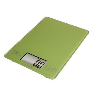 Escali Arti Digital Scale 15lb/7Kg, Key Lime Green