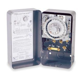 PARAGON Defrost Timer Control, 120VAC Voltage, Defrost Time (Minutes): 4 to 110, 2 Minute Increments   Defrost Timer Control   5X457|8141 00