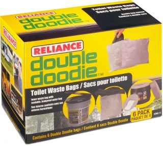 Reliance Double Doodie Waste Bags