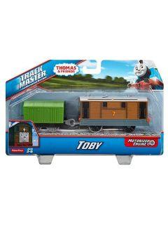 Thomas the Tank Engine TrackMaster Toby Motorized Engine