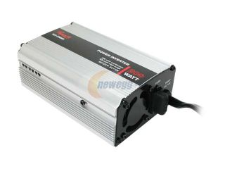 Rosewill RCI 200MS 200W DC To AC Power Inverter with Power Protection and Alarming