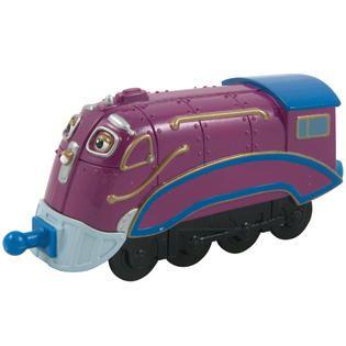Tomy Chugginton Die Cast Speedy McAllister Toy Train Car   Toys