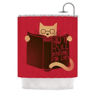How to Rule the Internet For Cats by Tobe Fonseca Typography Shower
