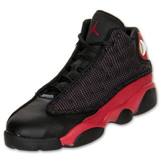 Boys Preschool Air Jordan Retro 13 Basketball Shoes   414575 010