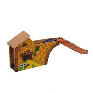 Tomy Chuggington Wooden Railway Old Mine Tunnel   Toys & Games