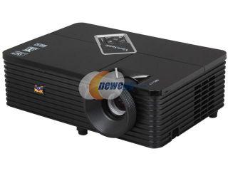 ViewSonic PJD5232 1024x768 XGA 2800 ANSI Lumens, 120Hz Refresh Rate, Keystone Correction, Dual VGA Inputs, 3 Year Warranty, 3D Ready DLP Projector
