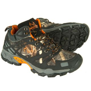 Realtree Outfitters Mens Boulder Hiking Shoe