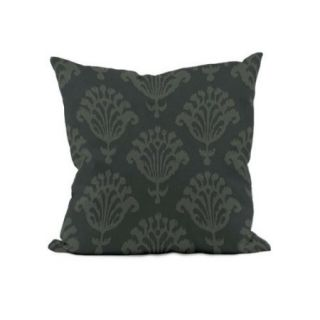e by design PG N16 Floral Motif Decorative Pillow e by design PG N16 Floral Motif Decorative Pillow: 20 in x 20 in