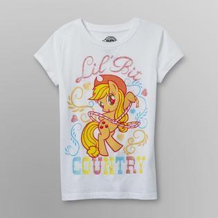 My Little Pony Girls My Little Pony T Shirt   Applejack   Kids   Kids