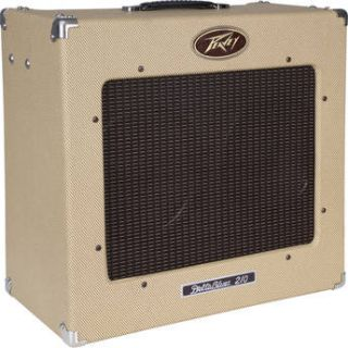 Peavey Delta Blues 210 Tweed Tube Guitar Amplifier 03386550