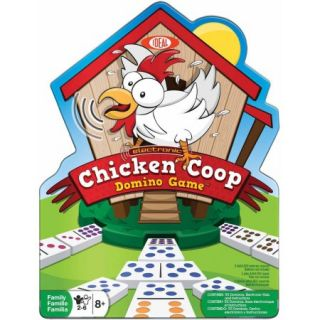 Ideal Electronic Chicken Coop Domino Game