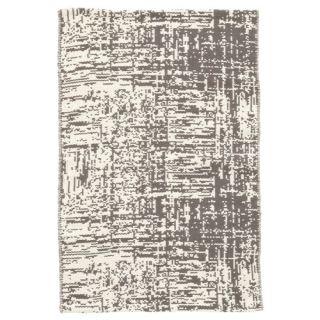 Drybrush Gray Area Rug by Dash and Albert Rugs