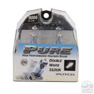 Double White Halogen Head Light Bulb, 9006   2 pack   Keystone Automotive Operations 239006DW   Light Bulbs