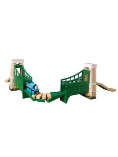 Thomas and Friends Wooden Railway   Sodor Expansion Bridge by TOMY